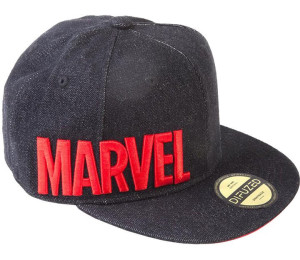 Бейсболка Marvel - Snapback with Patches